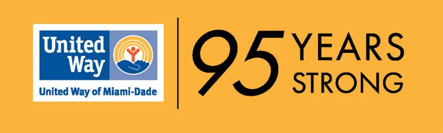 95 year logo